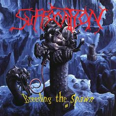 Suffocation - Breeding The Spawn on Import LP