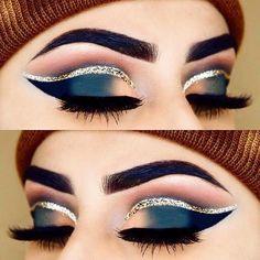 Eyeshadow make-up revolution eyeshadow palette 100 for halloween makeup Makeup Guide, Eye Makeup Tips, Makeup Inspo, Eyeshadow Makeup, Makeup Inspiration, Eyeshadow Palette, Copper Eyeshadow, Younique Eyeshadow, Eyeshadows