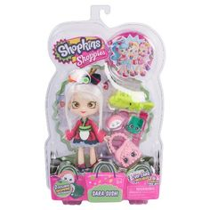 Shopkins Shoppies Doll - Sara Sushi