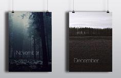 Arina Pozdnyak - Calendar 2013