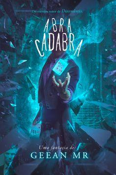 Book cover - ABRA CADABRA by MirellaSantana