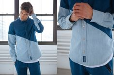» Kith Spring 2014 Indigo Collection @ Kith NYC - Kith NYC