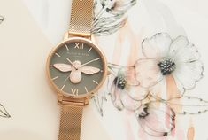 Affordable Watches, Olivia Burton, Or Rose, Stylish, Accessories, Women, Fashion, Moda, Women's