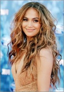 Hottest Hair Color for 2014 | Jennifer Lopez Hair Color On American Idol 2014