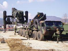 9 puentes móviles militares únicos en el mundo - Nykaly