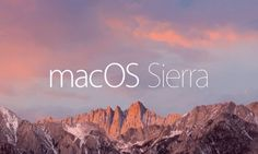 macOS Sierra : une nouvelle bêta pour les développeurs et les testeurs publics - http://streel.be/macos-sierra-nouvelle-beta-developpeurs-testeurs-publics/