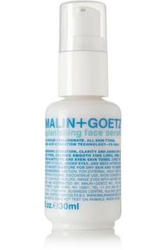 Replenishing Face Serum, 30ml  covetme  malin+goetz Cara Limpa, Soro Rosto 20afc34ae3