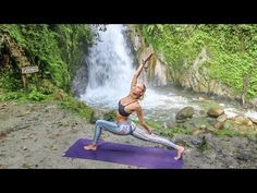 (50) Yoga For All Levels ♥ A Perfectly Blissful Yoga Class | Peru - YouTube