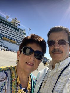 Excited to be with my husband Deacon Dominick Pastore ready to board the in Fort Lauderdale, Florida 🙏 Please pray for all the couples and speakers. We're already filling up for next year! Join us: Catholic Marriage, Catholic News, Western Caribbean, Royal Caribbean Cruise, Works Of Mercy, Set Sail, Fort Lauderdale, Pilgrimage, Good News