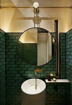 Color Spotlight: Hunter Green | Fireclay Tile
