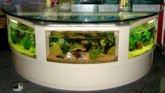 Qué mesa elegir para el acuario - http://www.depeces.com/que-mesa-elegir-para-el-acuario.html