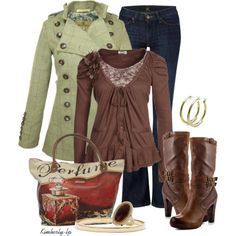 """""""Ruffled Top"""" by kimberly-lp on Polyvore"""