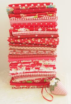 My red stash - Pretty By Hand