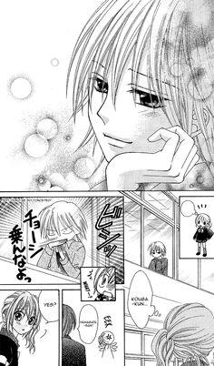 Read manga Onnanoko wa Koi o Suru to Mousou Shichaun Desu Vol.001 Ch.005: Story 005: Misunderstanding Girl & Angry Prince online in high quality