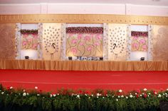 your description Wedding Stage Design, Wedding Album Design, Wedding Stage Decorations, Wedding Albums, Home Themes, Marriage Decoration, Wedding Planning, Wedding Ideas, Wedding Reception