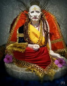 Saints Of India, Swami Samarth, Samurai, Princess Zelda, God, Fictional Characters, Dios, Allah, Fantasy Characters