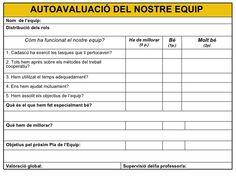 Ejemplo de documento para evaluar individualmente ( autoevaluacion) cuando se ha trabajado mediante ABP