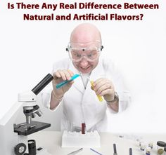 Food Labs Use An Average of 2000 Chemicals To Create 500 'Natural Flavors' You Would Never Suspect Are Artificial