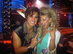 Rock of Ages outfits. I seriously NEED these. Why can't I find them online? :(