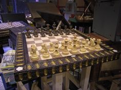 wooden chess ships - Google Search
