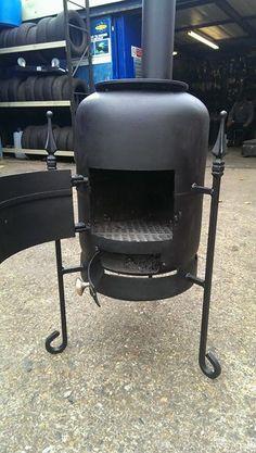Unique grill