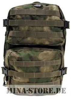 mina-store.de - US Rucksack Assault II HDT-camo FG