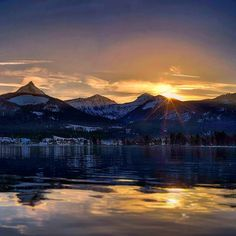 What a dreamy moment in St. Geo, Austria, Landscape Photography, I Am Awesome, In This Moment, Mountains, Sunset, Nature, Travel