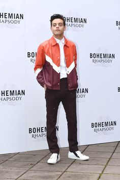 c7cd8d59d1 Rami Malek is Sigh-Worthy in Valentino at the