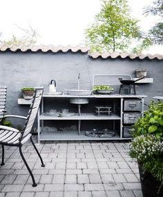 13 Best Outdoor Kitchen Ideas Images Gardens Kitchen Dining