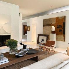 Design Living Room, Living Room Interior, Home Living Room, Home Interior Design, Interior Architecture, Living Room Decor, Living Spaces, Interior Decorating, Bedroom Decor