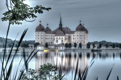 Contestbild Schloss Moritzburg - PSD-Tutorials.de