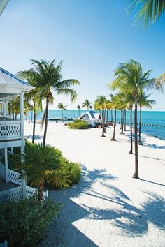 Beach at Tranquility Bay, Miami