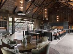 Ram's Gate Winery, Sonoma County, California Architecture by Howard Backen Interior design by Orlando Diaz-Azcuy Design Associates, San Francisco