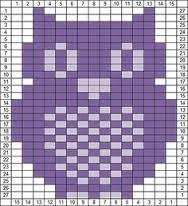 """Résultat de recherche d'images pour """"knitting owl pattern"""""""