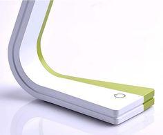 Настольная лампа - пластик, 31 см