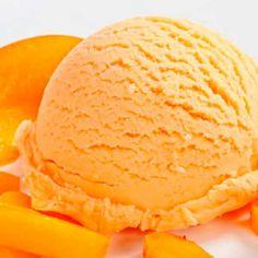 Esta receta de helado de melocotón en fácil de preparar y si sigue nuestros consejos el helado te quedará cremoso sin necesidad de máquina heladera.