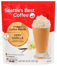 Seattle's Best Frozen Coffee, Only $0.50 at Target!