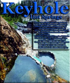 Keyhole Hot Springs Canada: Keyhole Hot Springs(sometimes called Pebble Creek Hot Springs) is located 100 kilometres from Whistler(Village Gate Blvd). Though most of the is on logging roads, it is drivable by most cars without any trouble. Honeymoon Places, Vacation Places, Vacation Trips, Hot Springs Arkansas, Canadian Travel, Whistler, Travel Alone, Thailand Travel, Cool Places To Visit