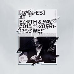 [Shapes] at Earth & Salt 2015 by emuni  #design #graphic #graphicdesign #print #layout #poster #typography #tokyo
