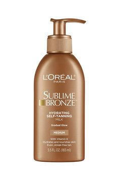 11 Best Self Tanners of 2020 That Don't Streak - Sunless Tanners That Won't Turn Orange Best Self Tanning Lotion, Self Tanning Lotions, Best Lotion, Tanning Bed, Best Tanning Products, Best Gradual Self Tanner, Best Self Tanner, Best Sunless Tanner, Products