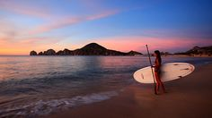 Cabo to Hawai paddle tour