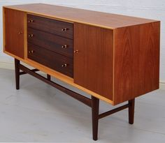 Mid-Century Rare Sideboard by Gordon Russell