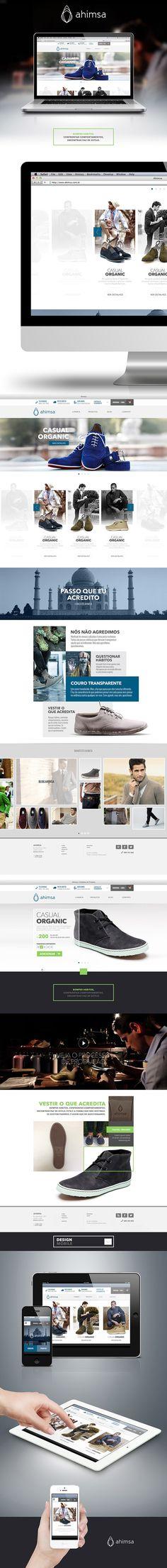 E Commerce Ahimsa Organic Shoes 271 best Web