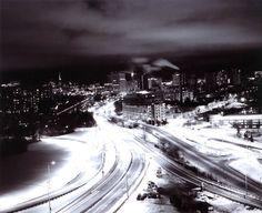 Film Photography Submission By: Darryl Reid     Ottawa #5. Mamiya 645. Ilford delta 3200 film