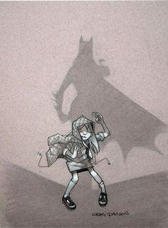 Batgirl by Craig Davison