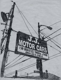 jj motor cars