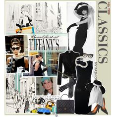 Fashion IQ: All Time Classics - Polyvore