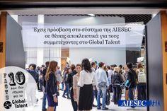 Έχεις πρόσβαση στο σύστημα της AIESEC σε θέσεις αποκλειστικά για τα παιδιά που συμμετέχουν στο Global Talent