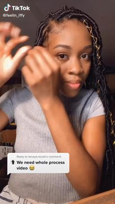 Braids Hairstyles Pictures, Faux Locs Hairstyles, Black Girl Braided Hairstyles, Twist Braid Hairstyles, African Braids Hairstyles, Protective Hairstyles, Protective Styles, Hair Twist Styles, Hair Ponytail Styles