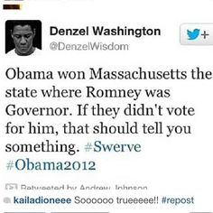 true that <3  #ObamaNation #prouddemocrat